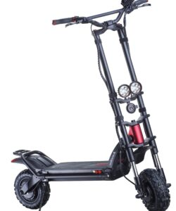 400lb electric scooter capacity