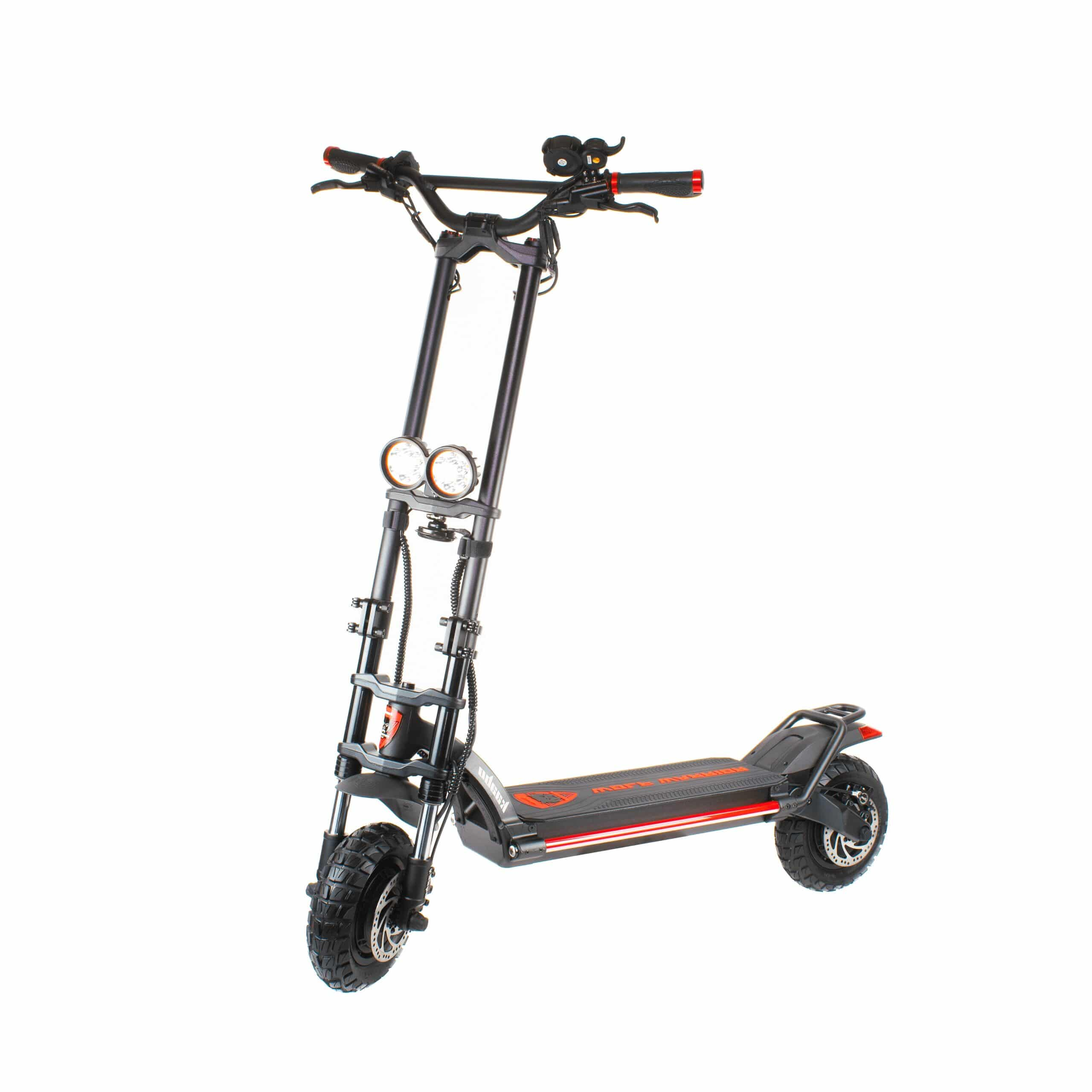electric scooter for heavy adults