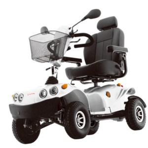 500lb capacity electric scooter
