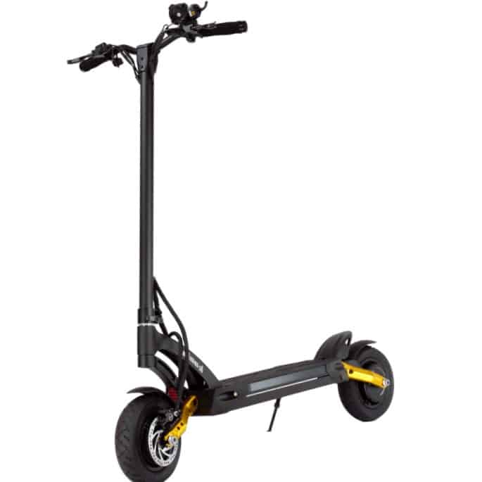 Fast 300lbs electric scooter for heavy adults