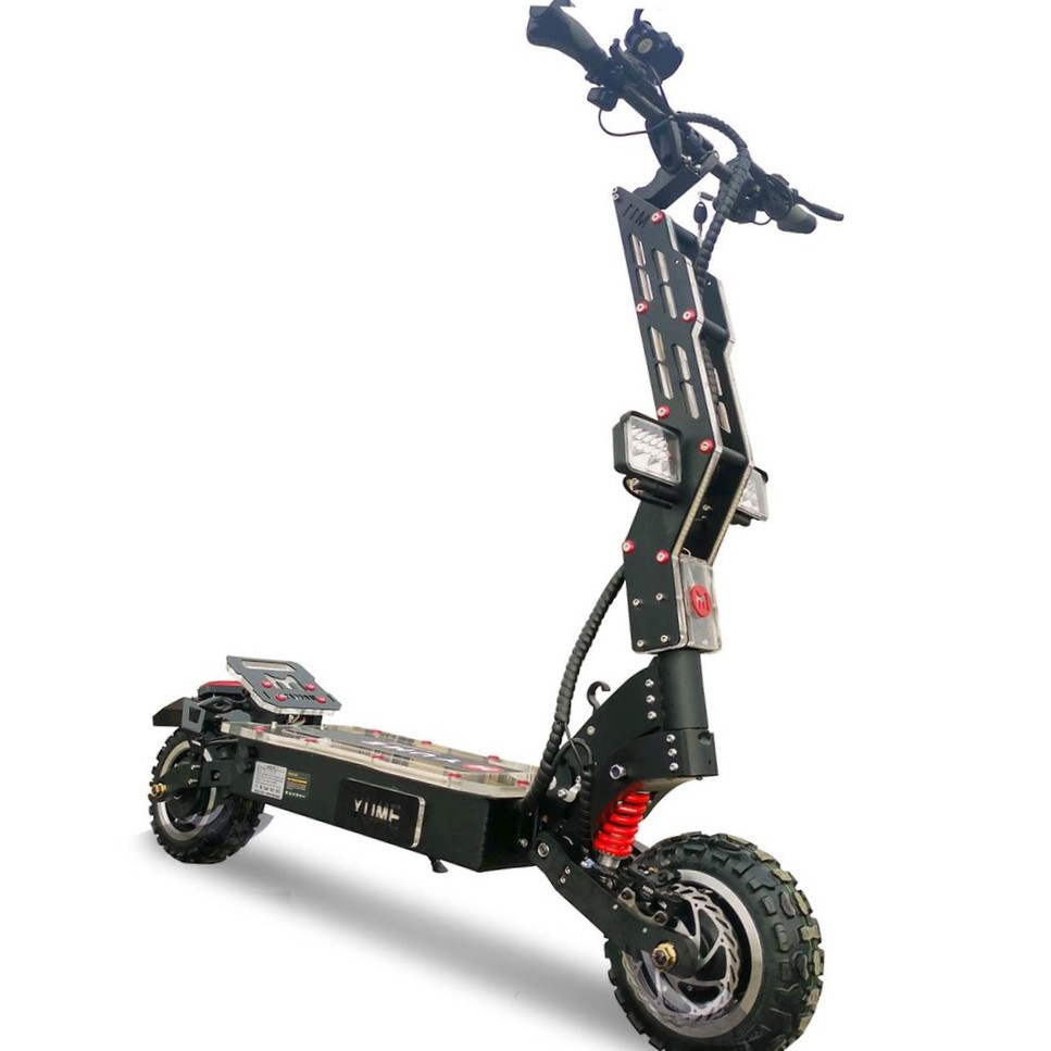 Yume M11 electric scooter review