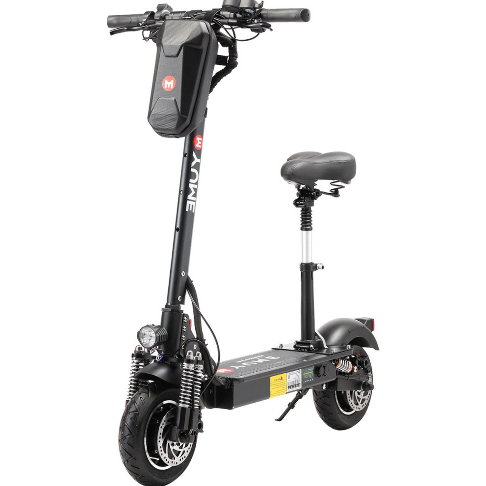 Maintain an electric scoooter